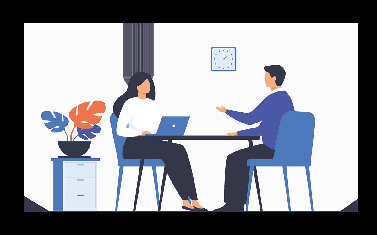 job interview developers
